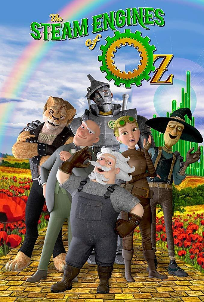 مشاهدة فيلم The Steam Engines of Oz 2018 HD مترجم كامل اون لاين