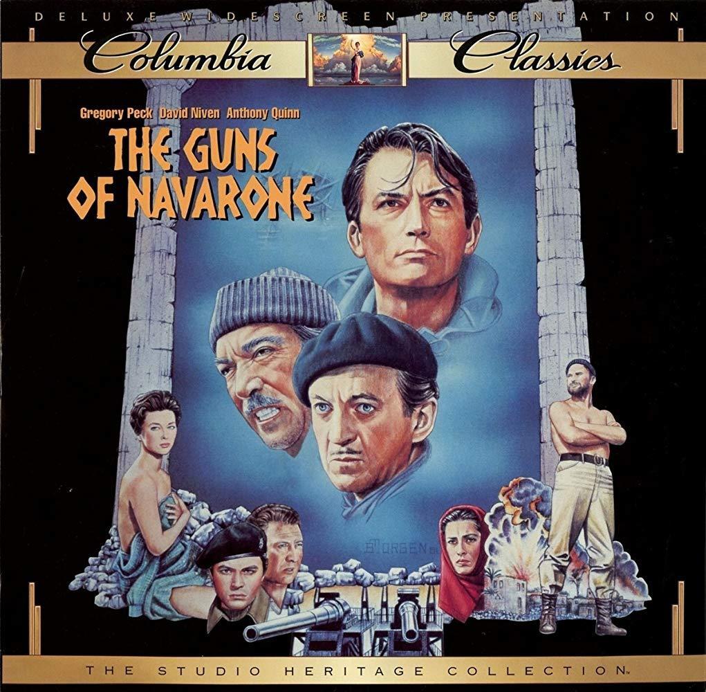 مشاهدة فيلم The Guns Of Navarone 1961 HD مترجم كامل اون لاين
