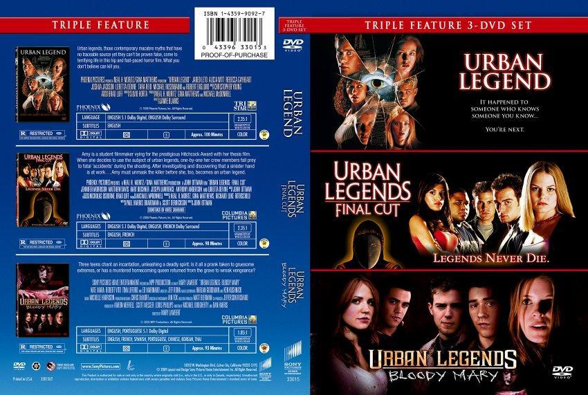 مشاهدة فيلم Urban Legend 1998 HD مترجم كامل اون لاين