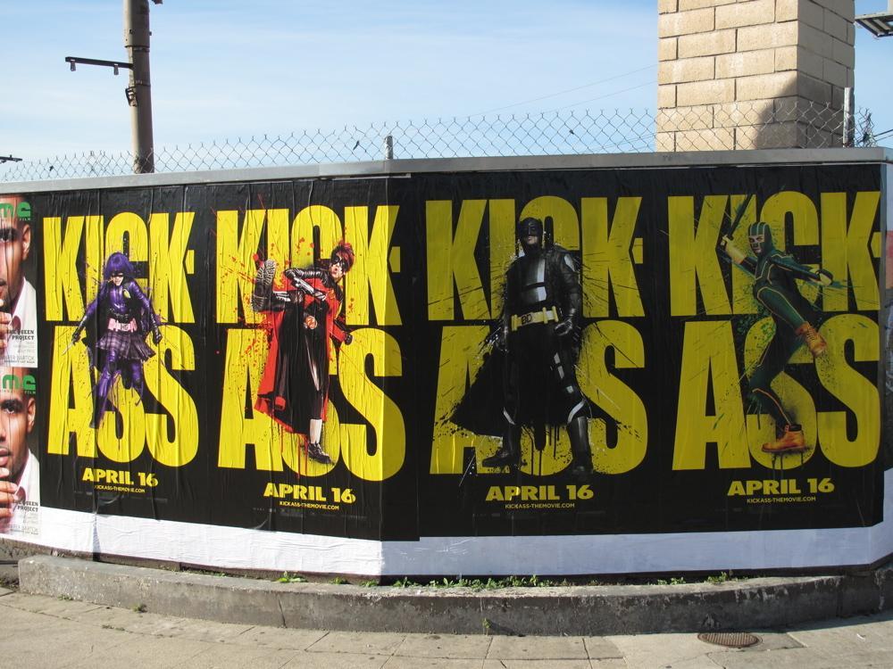 مشاهدة فيلم Kick Ass 2010 HD مترجم كامل اون لاين