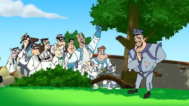 مشاهدة فيلم Tom And Jerry Blast Off To Mars 2005 HD مترجم كامل اون لاين