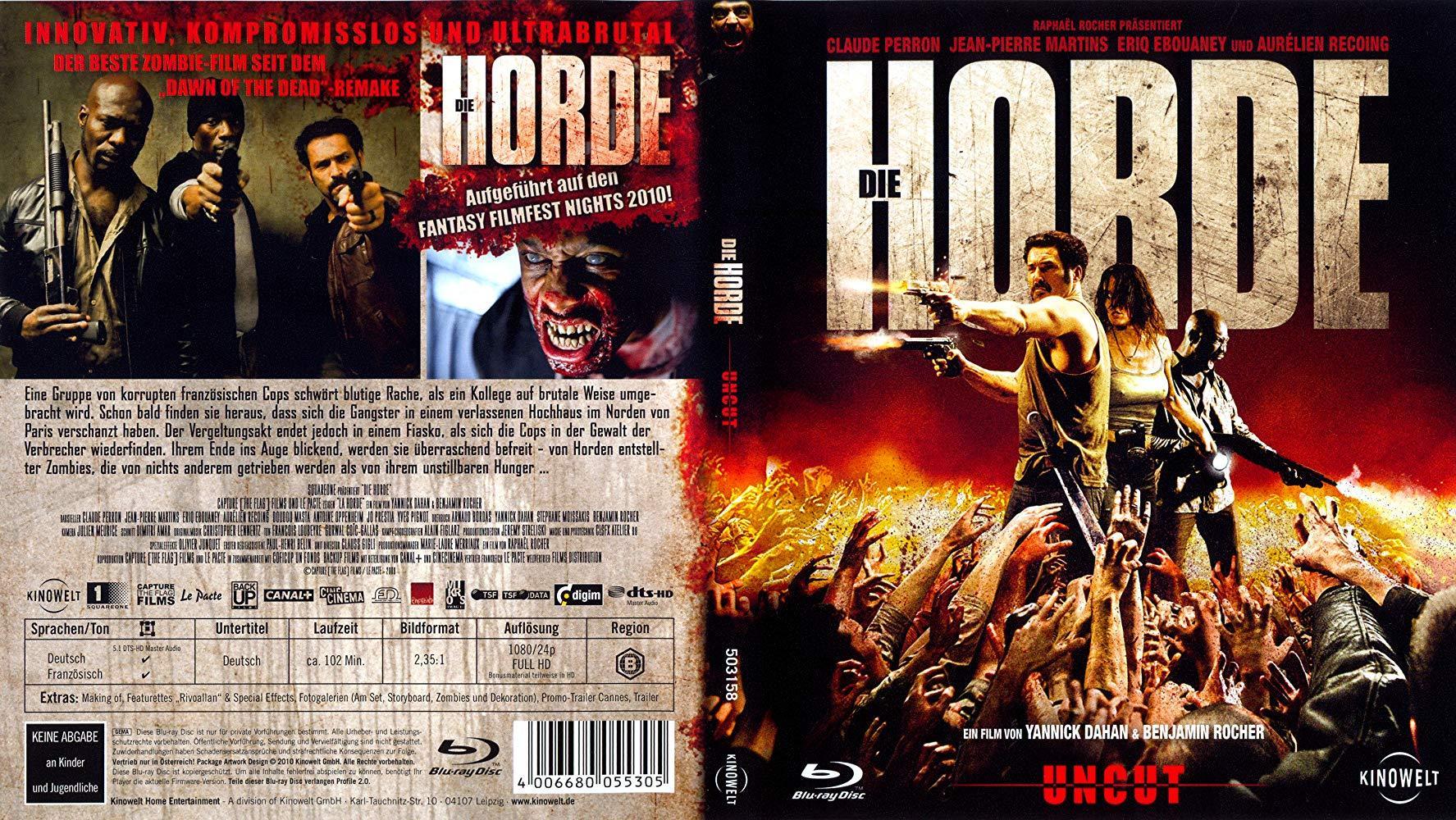مشاهدة فيلم The Horde 2009 HD مترجم كامل اون لاين