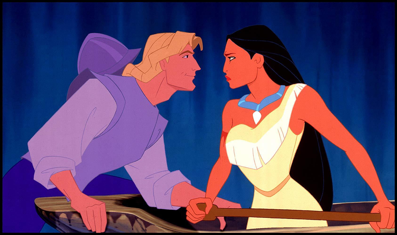 مشاهدة فيلم Pocahontas 1995 HD مترجم كامل اون لاين