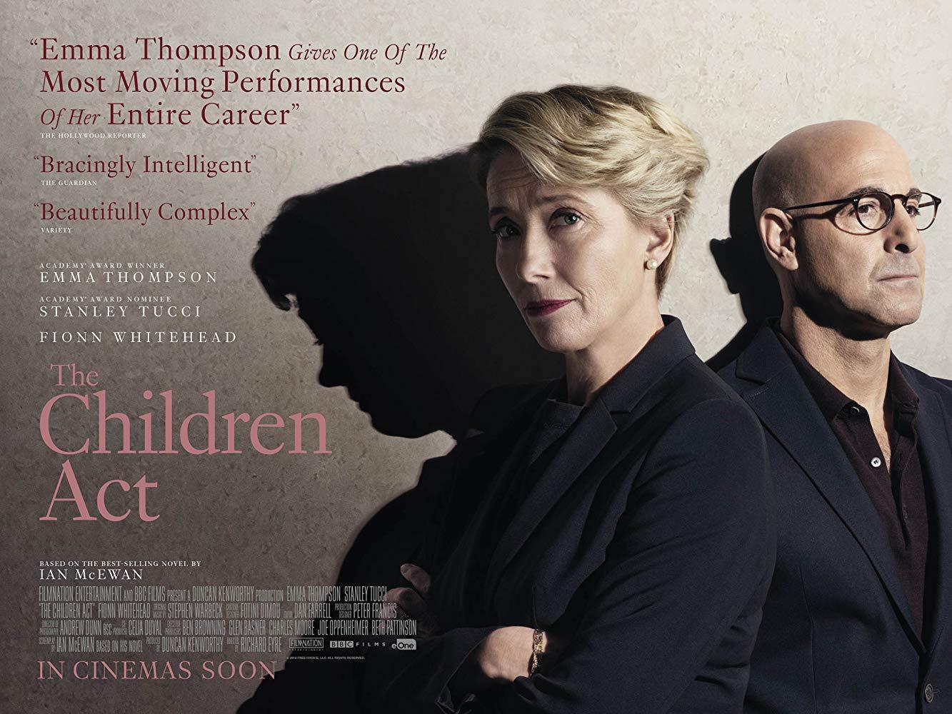 مشاهدة فيلم The Children Act 2018 HD مترجم كامل اون لاين