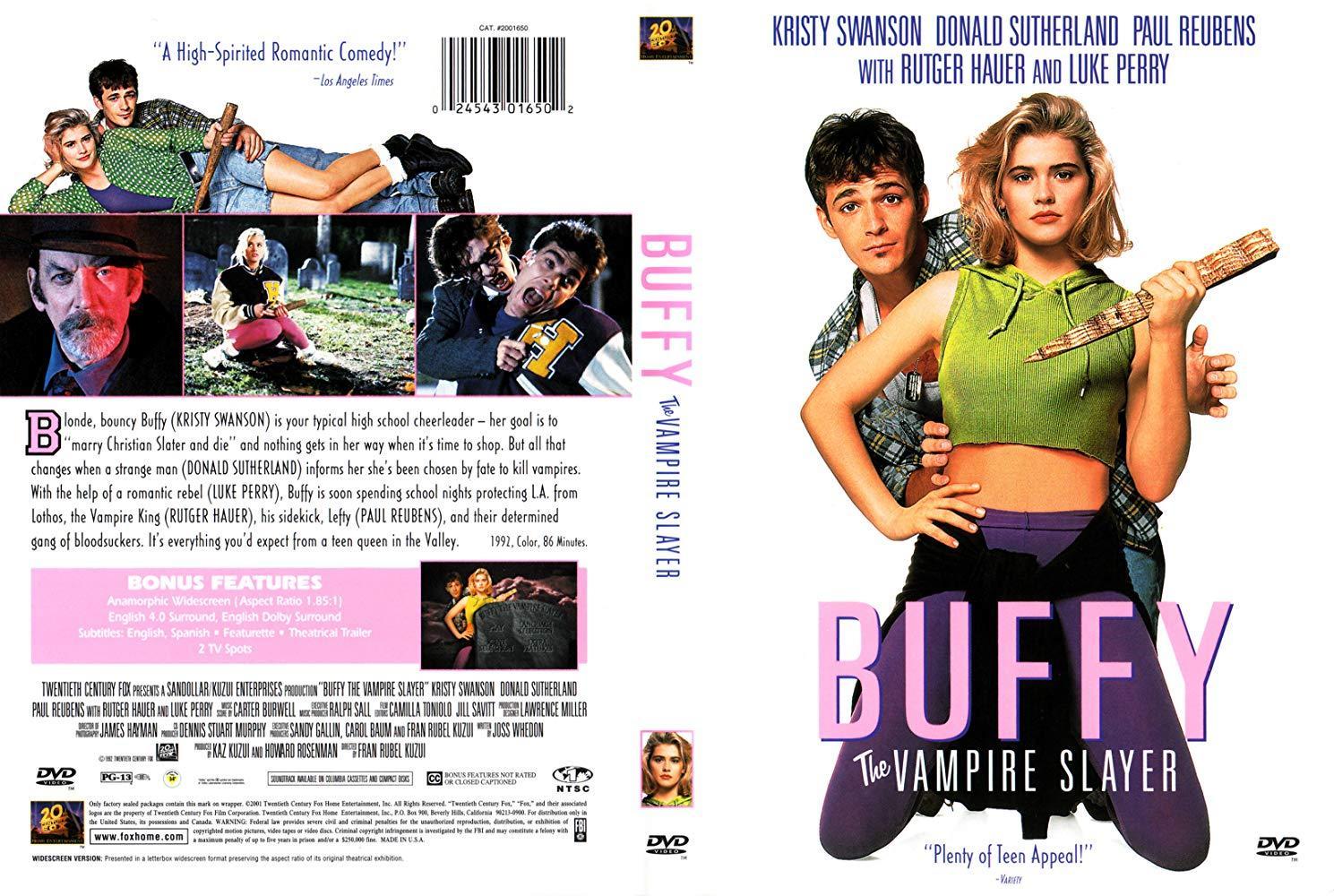 مشاهدة فيلم Buffy The Vampire Slayer 1992 HD مترجم كامل اون لاين