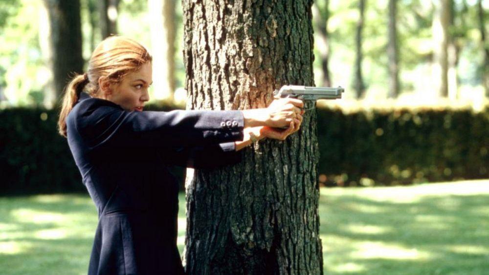 مشاهدة فيلم Murder at 1600 1997 HD مترجم كامل اون لاين