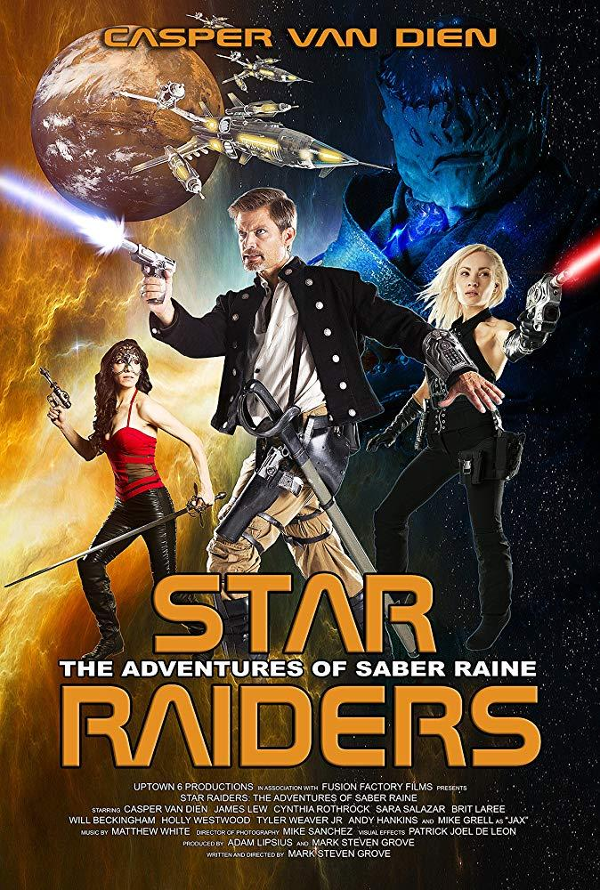 مشاهدة فيلم Star Raiders: The Adventures of Saber Raine 2016 HD مترجم كامل اون لاين