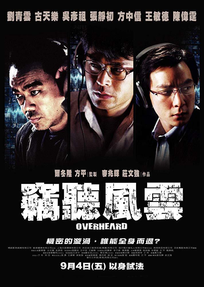 مشاهدة فيلم Overheard 2009 HD مترجم كامل اون لاين
