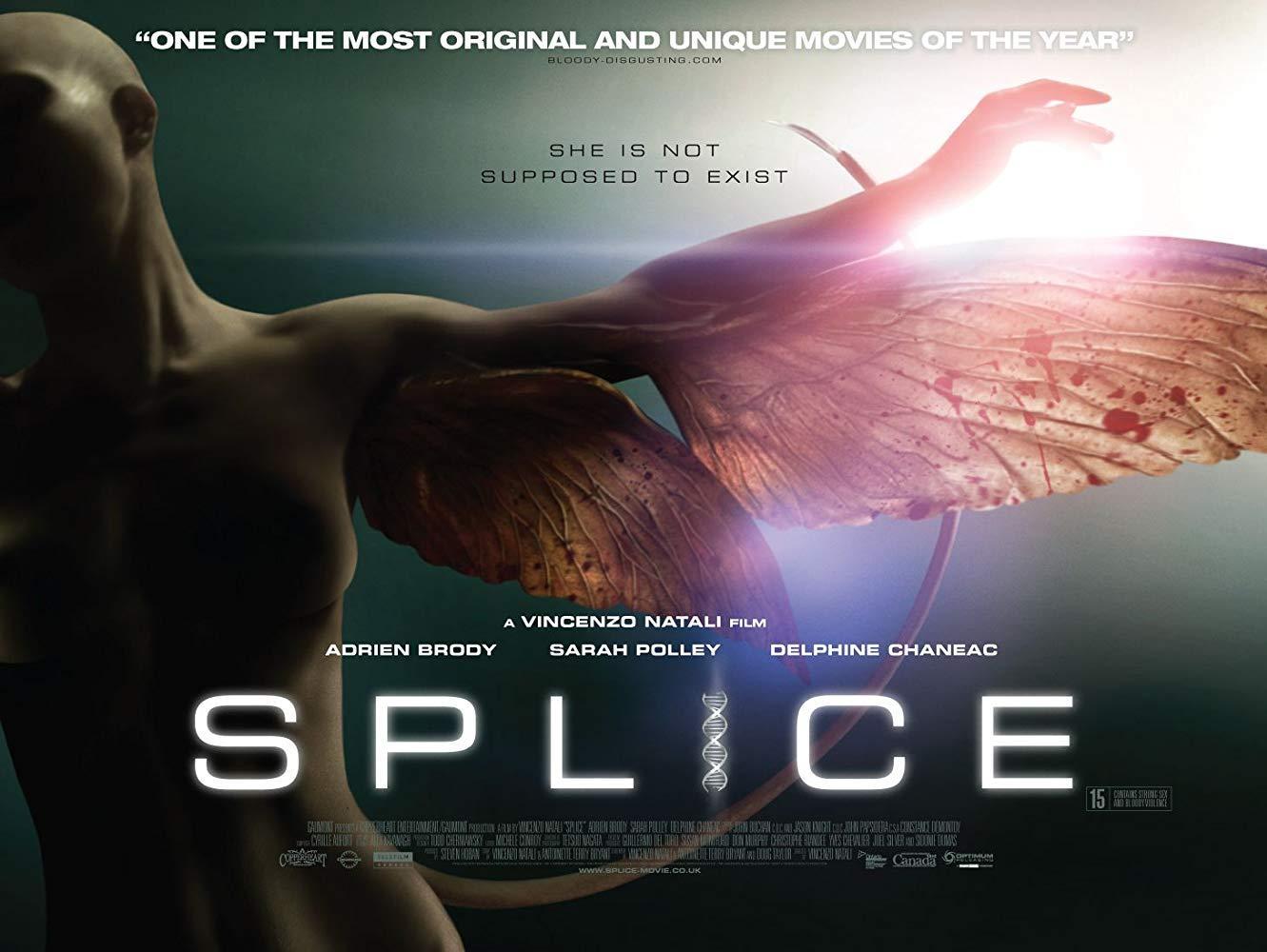 مشاهدة فيلم Splice 2009 HD مترجم كامل اون لاين