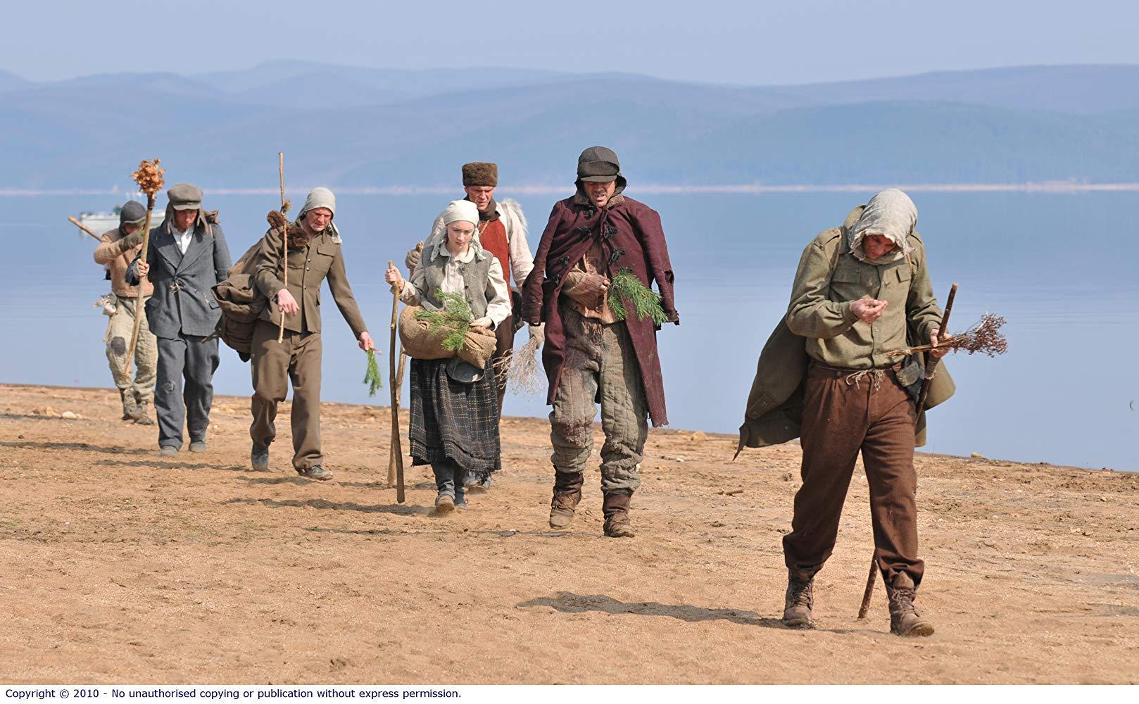 مشاهدة فيلم The Way Back 2010 HD مترجم كامل اون لاين
