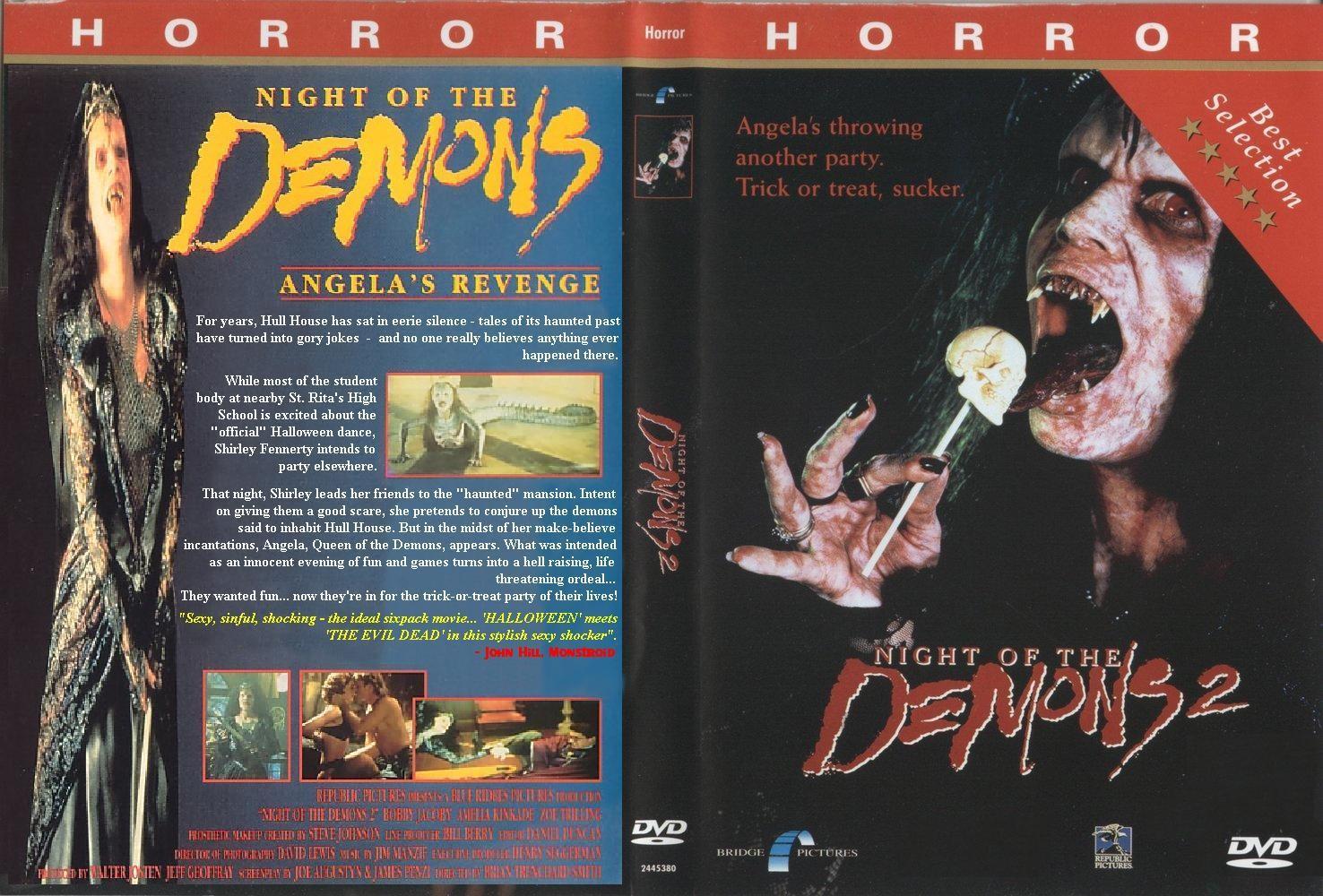 مشاهدة فيلم Night of the Demons 2 1994 HD مترجم كامل اون لاين
