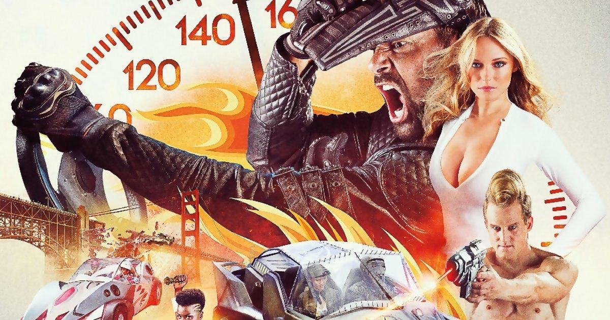 مشاهدة فيلم Death Race 2050 2017 HD مترجم كامل اون لاين