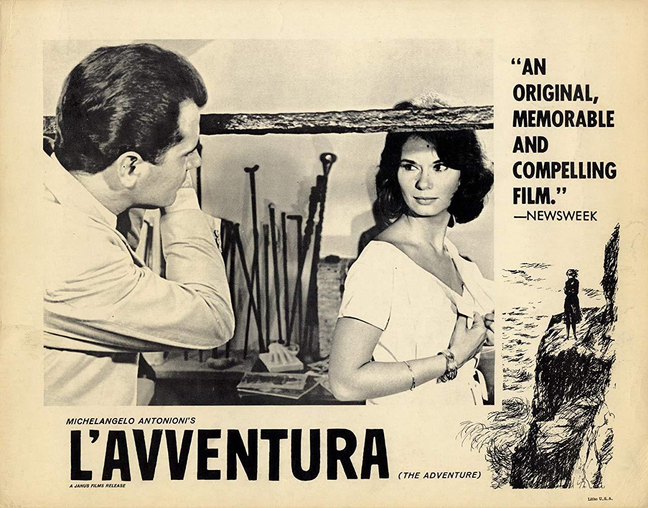مشاهدة فيلم L'Avventura 1960 HD مترجم كامل اون لاين (للكبار فقط)