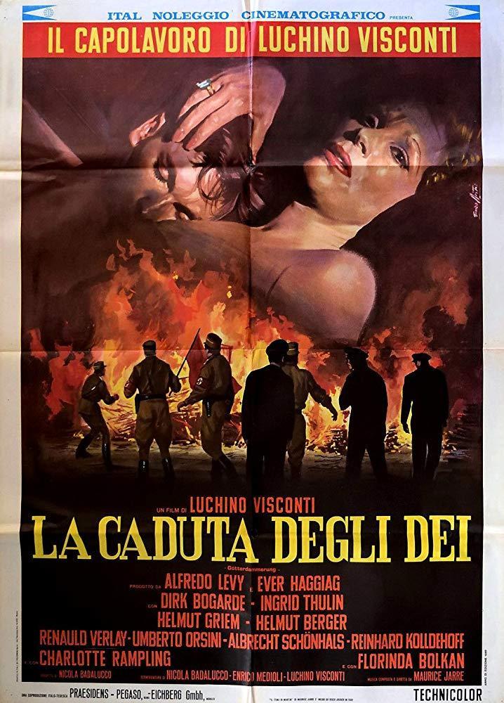مشاهدة فيلم The Damned 1969 HD مترجم كامل اون لاين (للكبار فقط)
