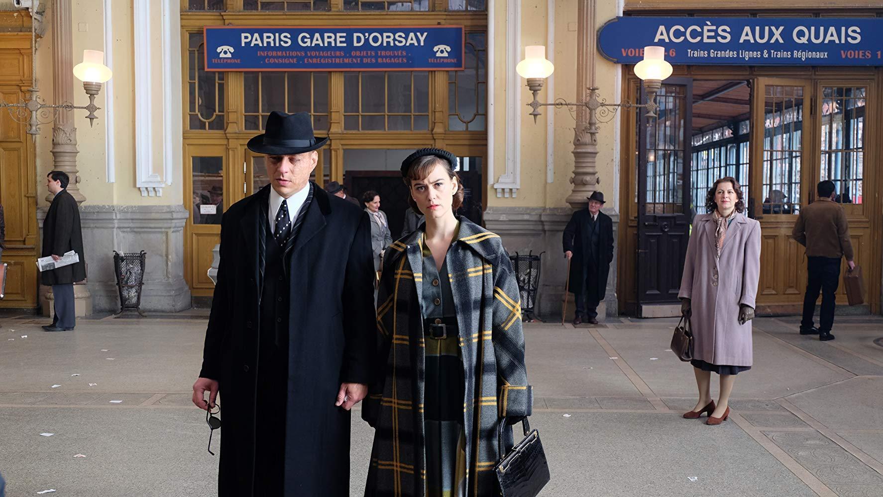 مشاهدة فيلم Maigret Night at the Crossroads 2017 HD مترجم كامل اون لاين
