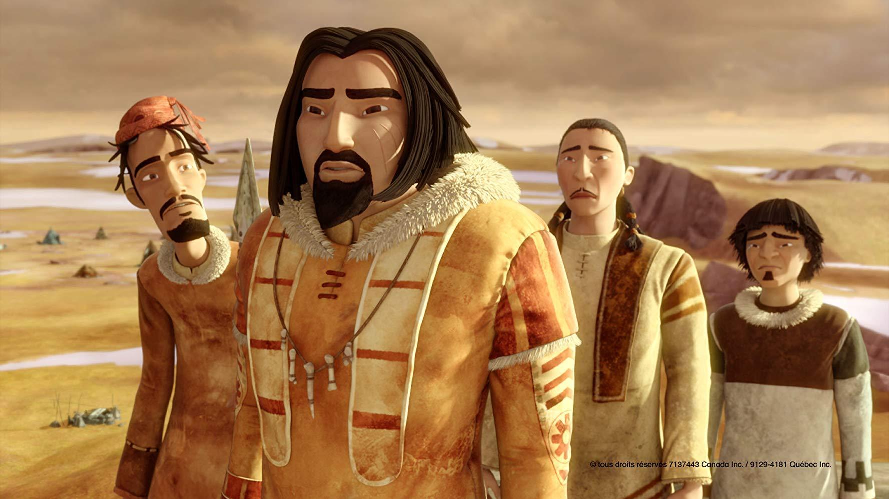 مشاهدة فيلم The Legend Of Sarila 2013 HD مترجم كامل اون لاين