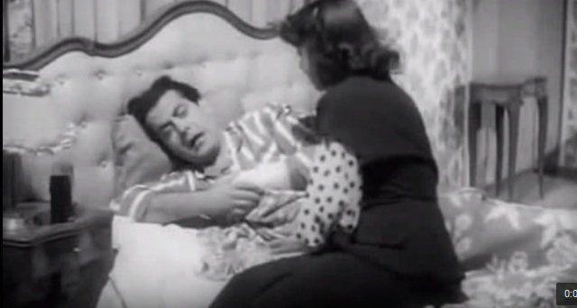 مشاهدة فيلم اخر كدبة 1950 DVD يوتيوب اون لاين