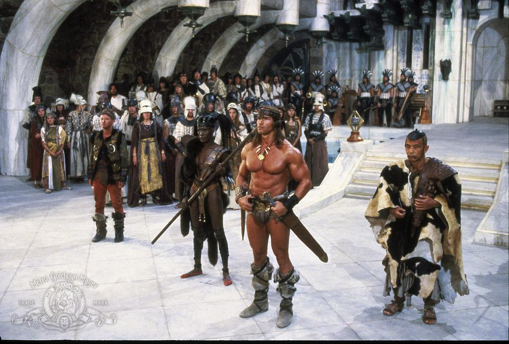 مشاهدة فيلم Conan The Destroyer 1984 HD مترجم كامل اون لاين