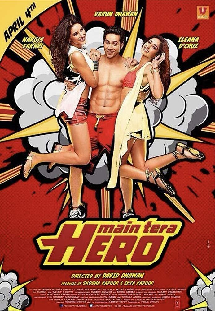 مشاهدة فيلم Main Tera Hero 2014 HD مترجم كامل اون لاين
