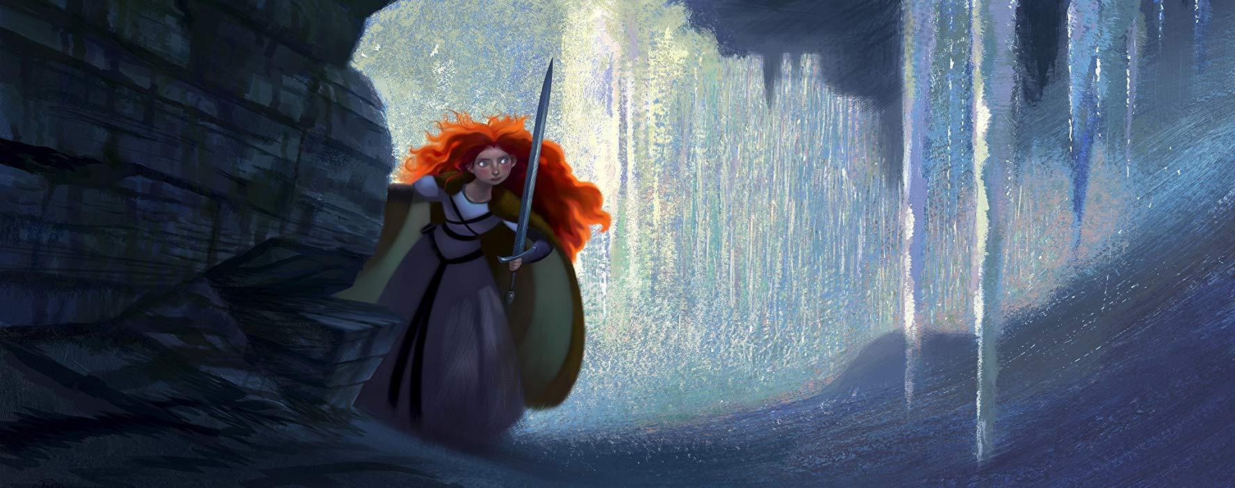 مشاهدة فيلم Brave 2012 HD مترجم كامل اون لاين