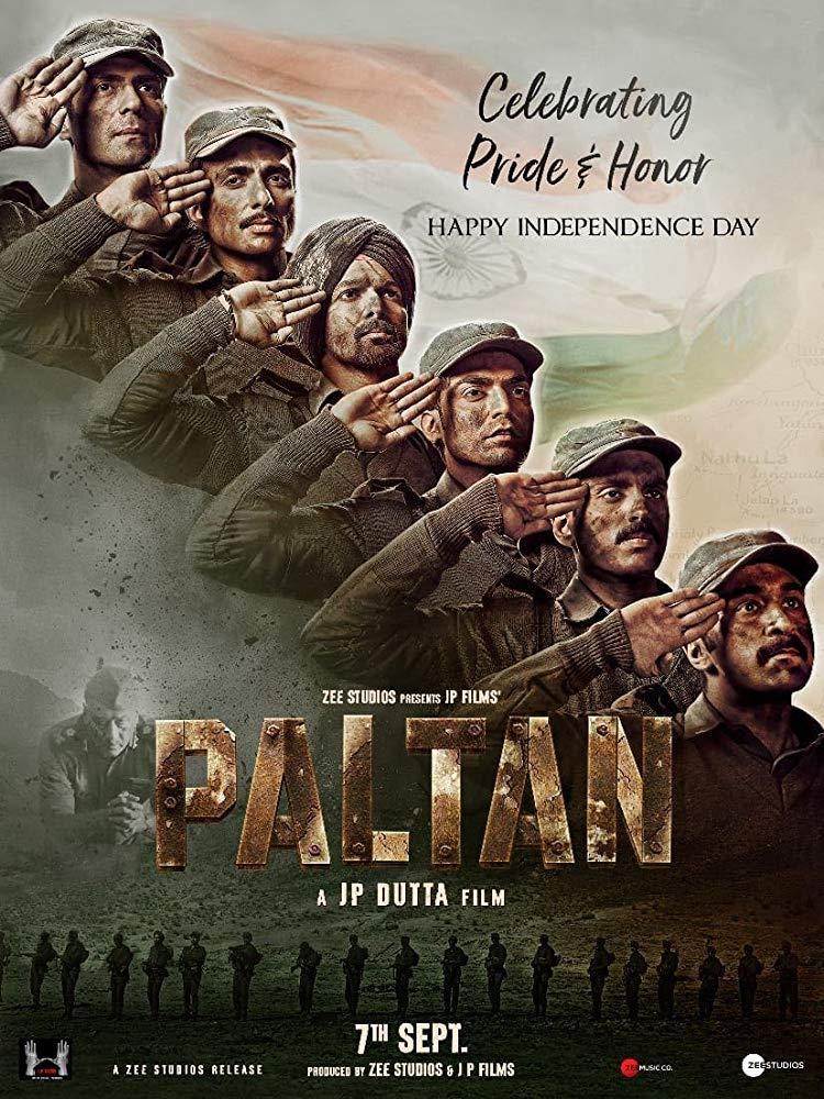 مشاهدة فيلم Paltan 2018 HD مترجم كامل اون لاين