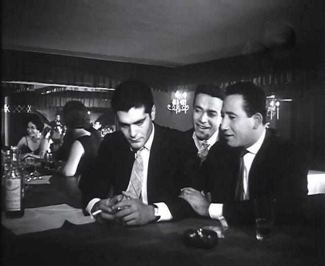 مشاهدة فيلم غرام الاسياد 1961 DVD يوتيوب اون لاين