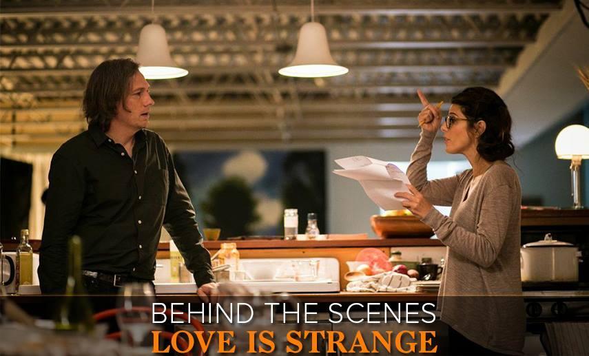 مشاهدة فيلم Love Is Strange 2014 HD مترجم كامل اون لاين