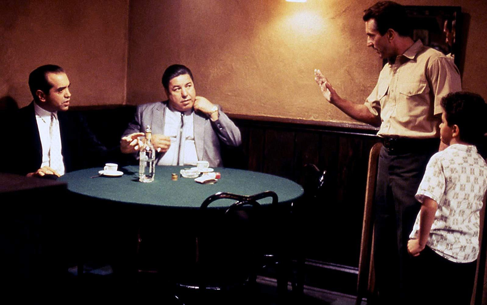 مشاهدة فيلم A Bronx Tale 1993 HD مترجم كامل اون لاين