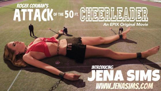 مشاهدة فيلم Attack of the 50 Foot Cheerleader 2012 HD مترجم كامل اون لاين (للكبار فقط)