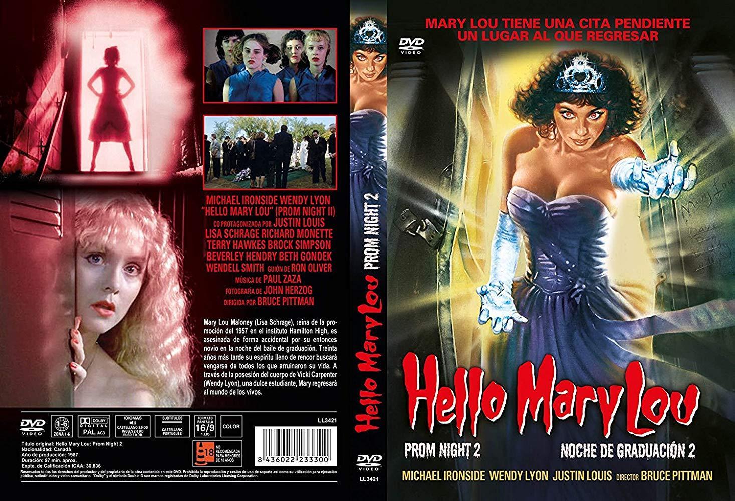 مشاهدة فيلم Hello Mary Lou Prom Night Ii 1987 Hd مترجم كامل اون