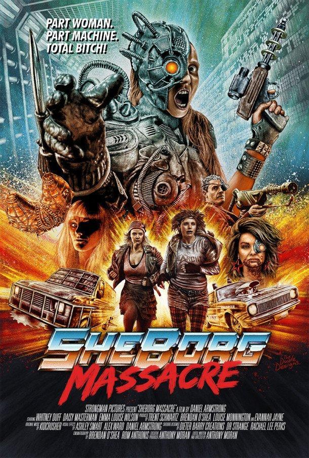 مشاهدة فيلم Sheborg Massacre 2016 HD مترجم كامل اون لاين