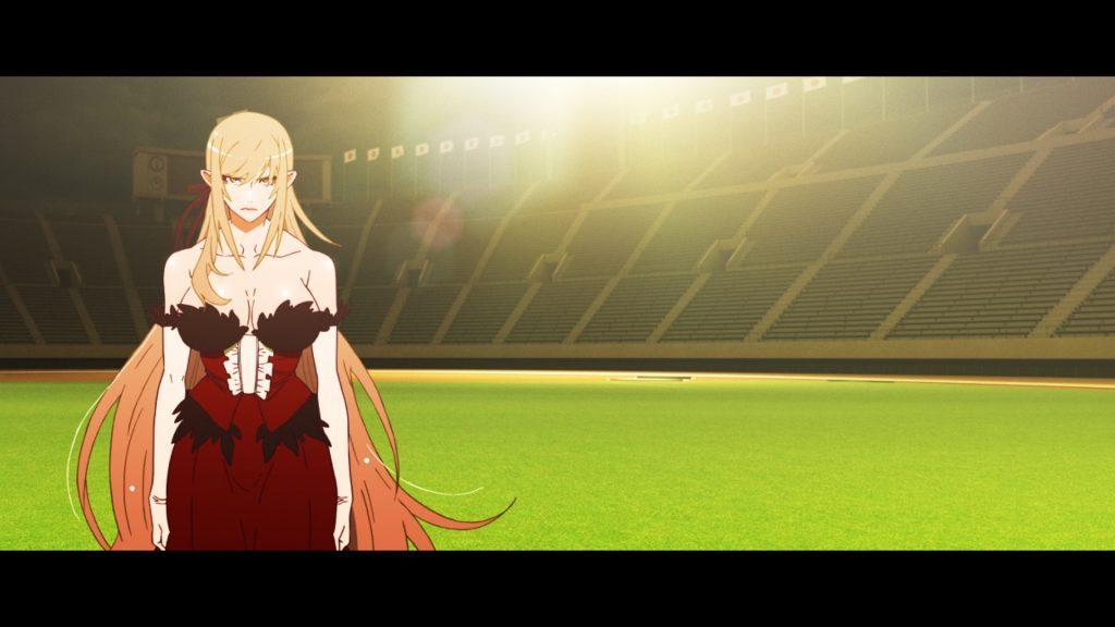 مشاهدة فيلم Kizumonogatari III: Reiketsu-hen 2017 HD مترجم كامل اون لاين