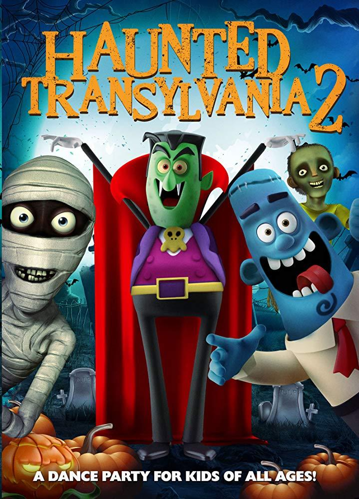 مشاهدة فيلم Haunted Transylvania 2 2018 HD مترجم كامل اون لاين