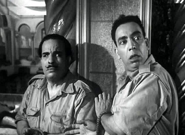 مشاهدة فيلم اسماعيل يس في متحف الشمع 1956 DVD يوتيوب اون لاين