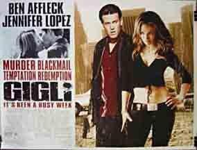 مشاهدة فيلم Gigli 2003 HD مترجم كامل اون لاين