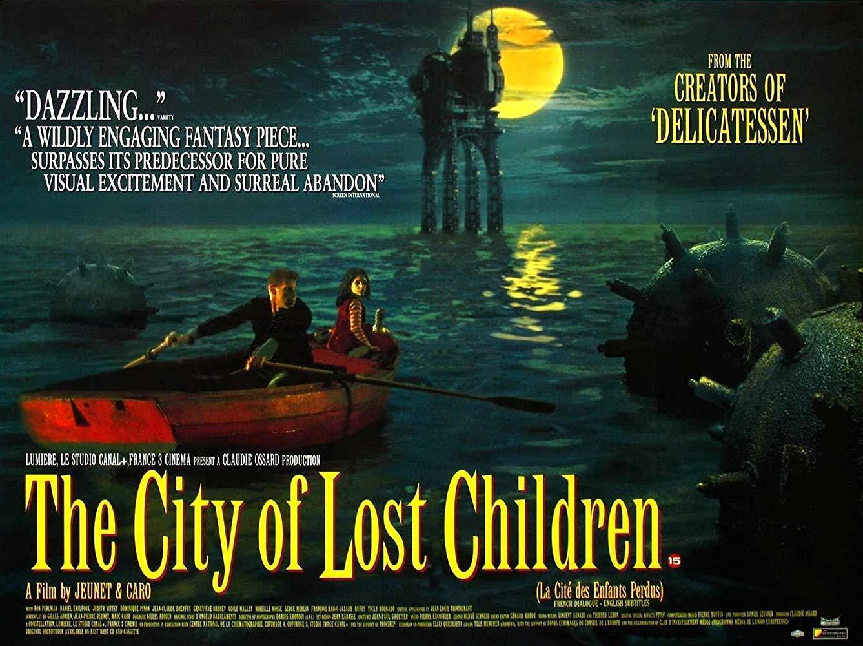 مشاهدة فيلم The City of Lost Children 1995 HD مترجم كامل اون لاين