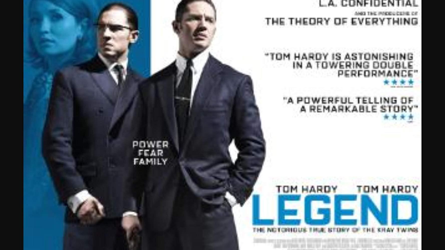 مشاهدة فيلم Legend 2015 HD مترجم كامل اون لاين