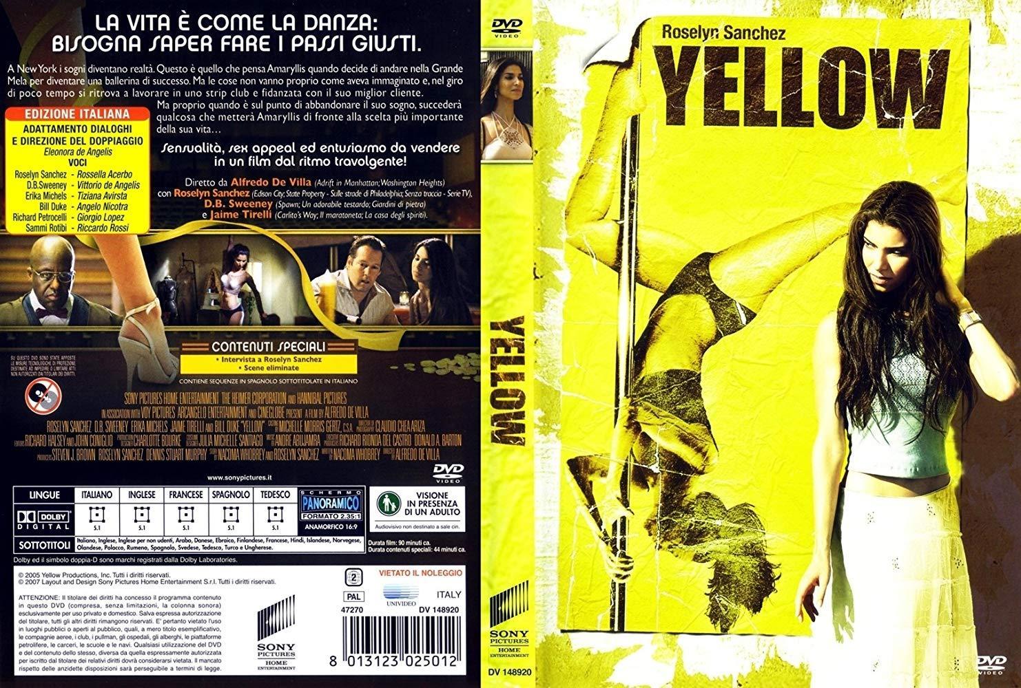 مشاهدة فيلم Yellow 2006 HD مترجم كامل اون لاين (للكبار فقط)