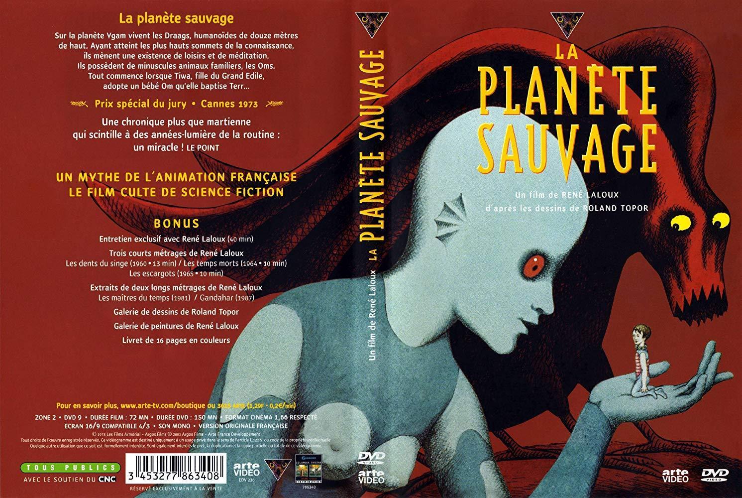 مشاهدة فيلم Fantastic Planet 1973 HD مترجم كامل اون لاين (للكبار فقط)