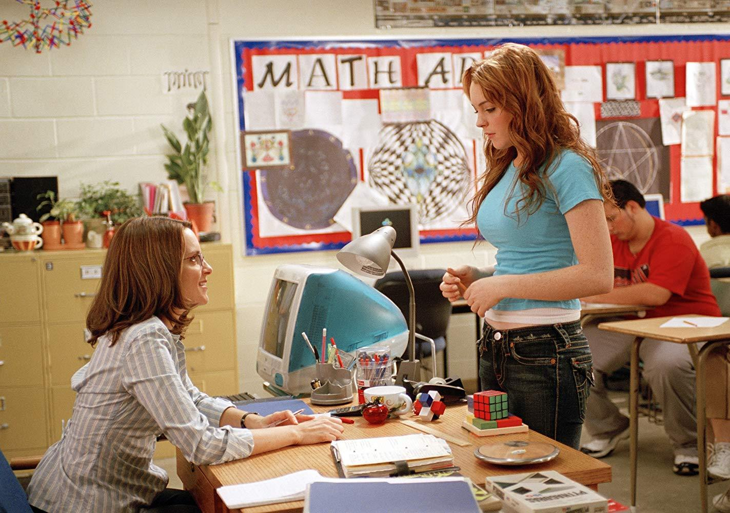مشاهدة فيلم Mean Girls 2004 HD مترجم كامل اون لاين