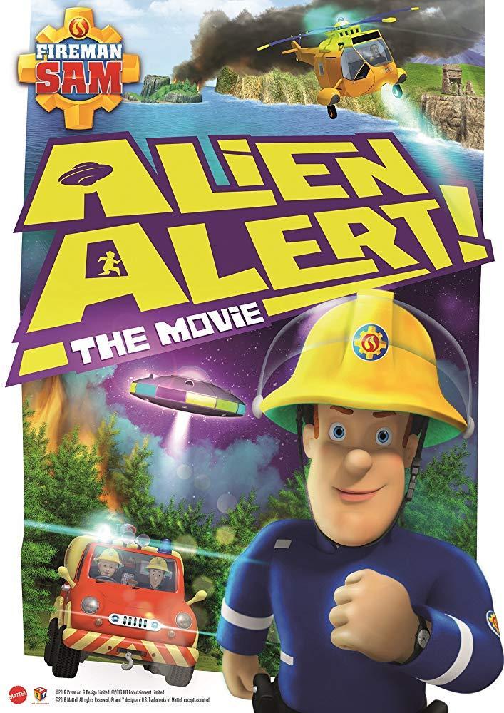 مشاهدة فيلم Fireman Sam Alien Alert The Movie 2016 HD مترجم كامل اون لاين