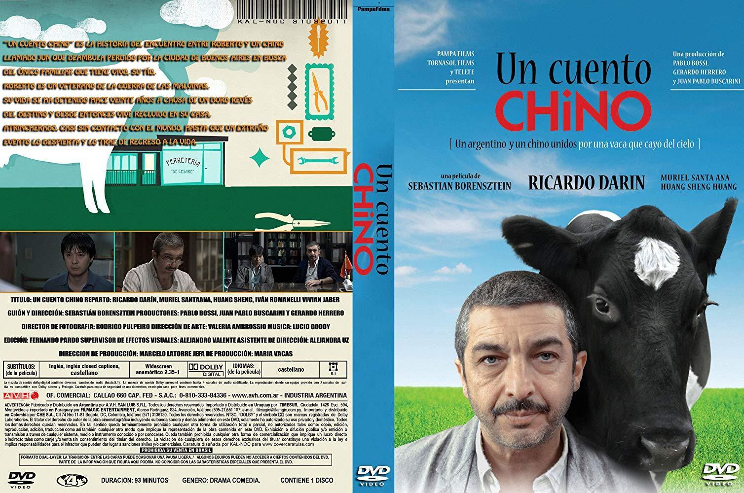 مشاهدة فيلم Chinese Take Out 2011 HD مترجم كامل اون لاين
