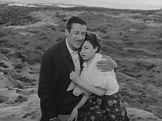 مشاهدة فيلم 1954 آثار في الرمال DVD يوتيوب اون لاين