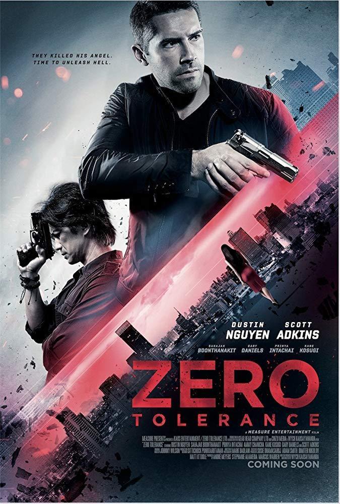 مشاهدة فيلم Zero Tolerance 2015 HD مترجم كامل اون لاين