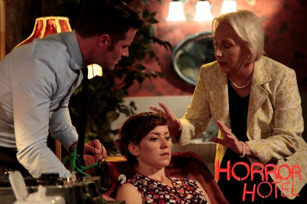 مشاهدة فيلم Horror Hotel: the Movie 2016 HD مترجم كامل اون لاين