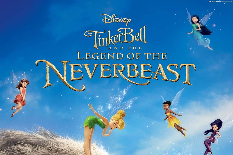 مشاهدة فيلم Tinker Bell And The Great Fairy Rescue 2010 HD مترجم كامل اون لاين