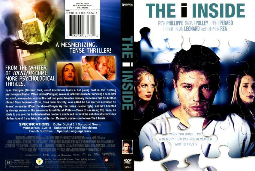 مشاهدة فيلم The I Inside 2004 HD مترجم كامل اون لاين