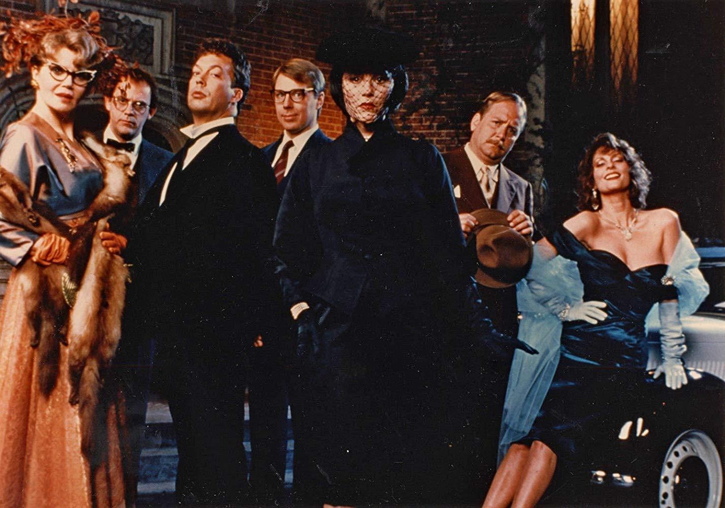 مشاهدة فيلم Clue 1985 HD مترجم كامل اون لاين