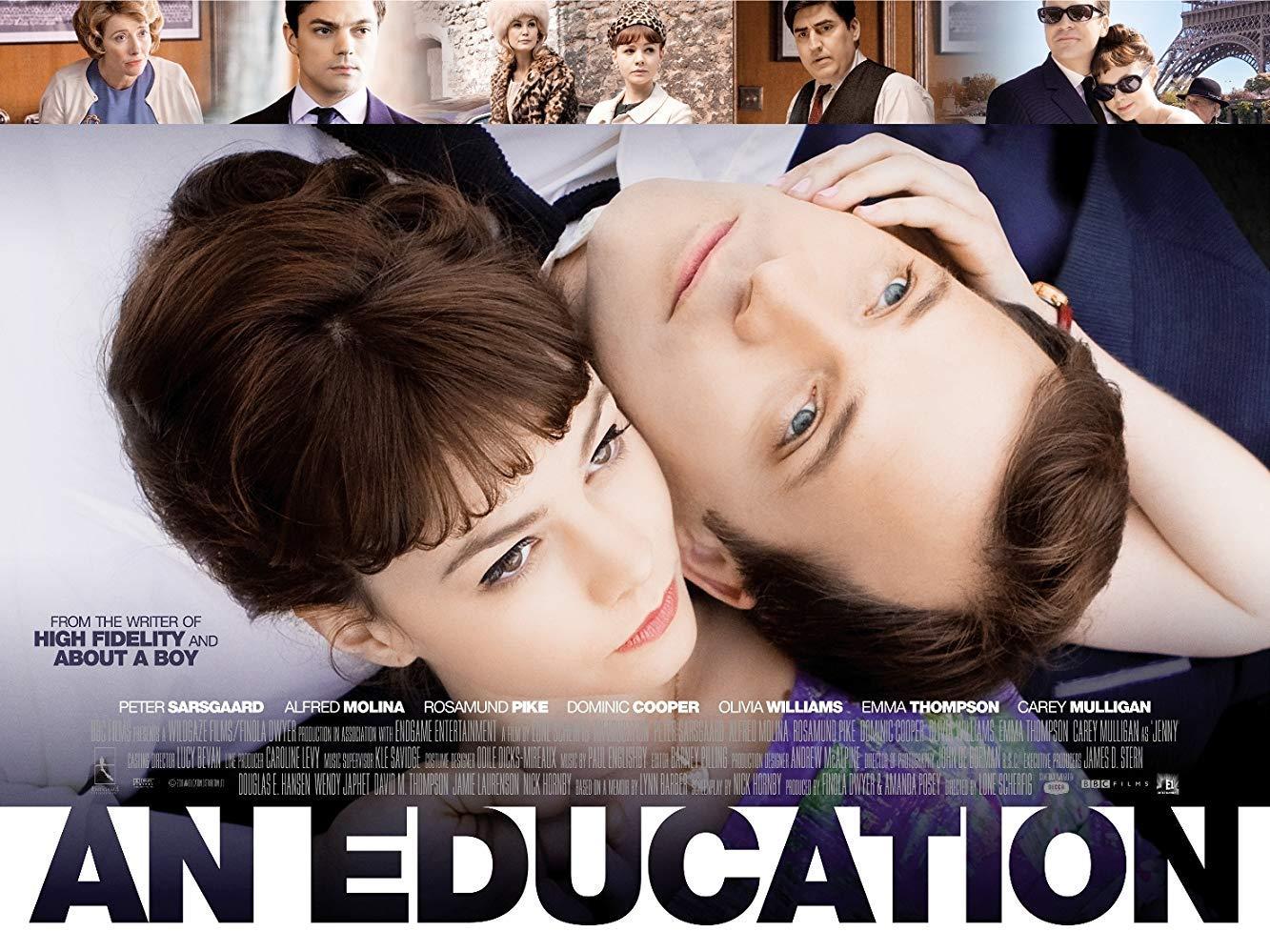 مشاهدة فيلم An Education 2009 HD مترجم كامل اون لاين