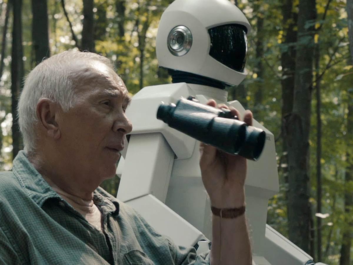 مشاهدة فيلم Robot And Frank 2012 HD مترجم كامل اون لاين